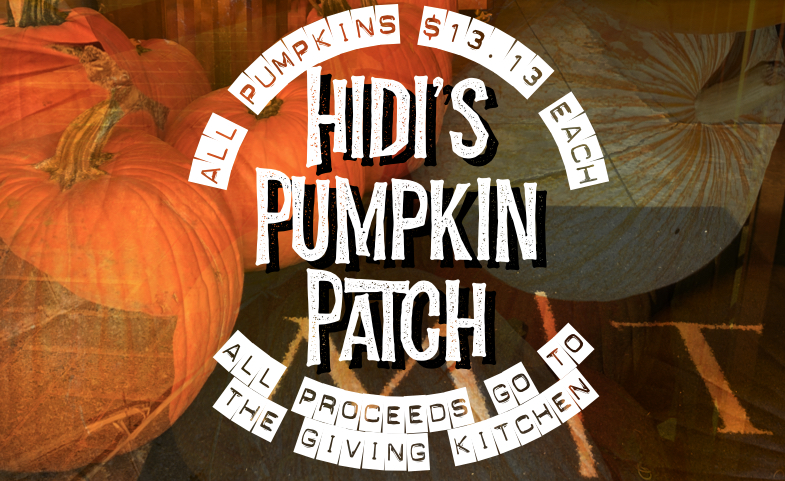 Chef Hidi's Pumpkin Patch