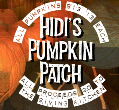 Chef Hidi's Pumpkin Patch