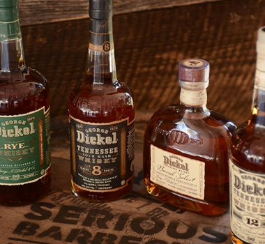 George Dickel Dinner