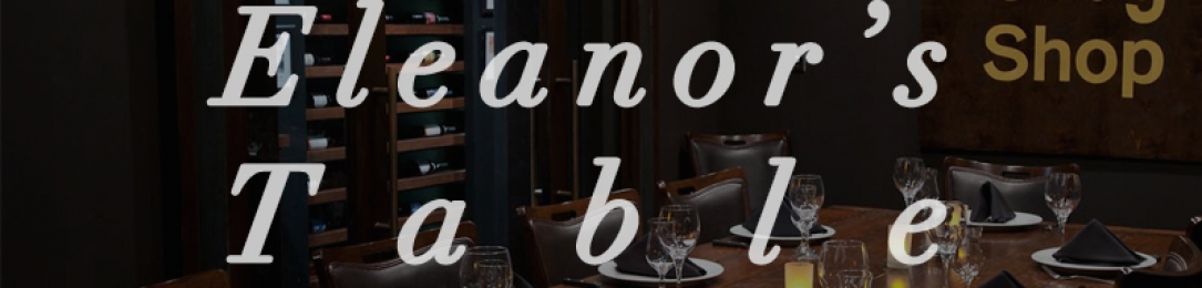 Eleanor v Oprah, Everything Wrong With Trendy Restaurants, Congrats on # 2 CQ!